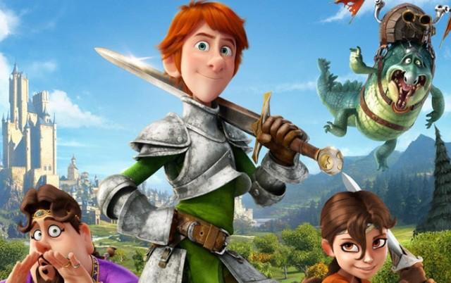 cine: justin y la espada del valor