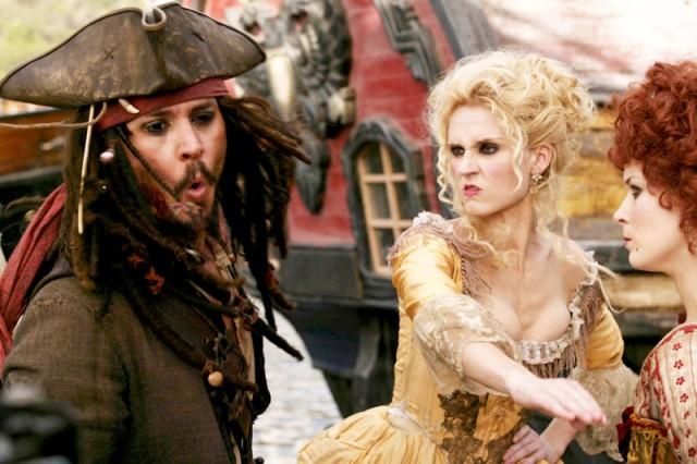 televisión: piratas del caribe 2
