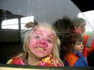 Demasiados niños sin sistemas de retención en el coche
