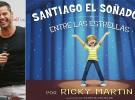 Ricky Martin, de cantante a escritor para niños