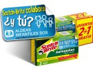 Scotch-Brite y Aldeas Infantiles SOS unen fuerzas para ayudar a los niños españoles