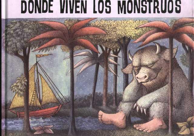 Lectura donde viven los monstruos