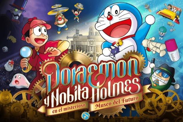 Doraemon y Nobita Holmes