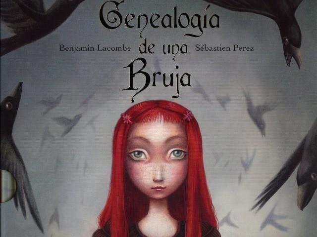 Libro: genealogía de una bruja