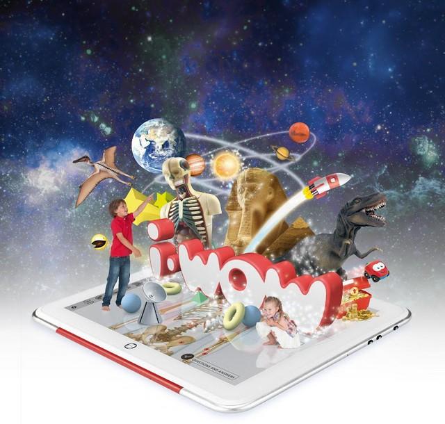 Imaginarium crea la nueva línea de juguetes i-wow