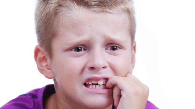 Niños con ansiedad