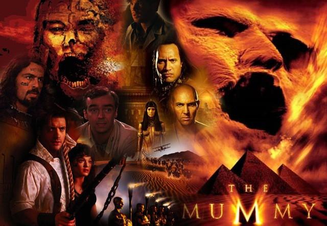 Televisión: La momia
