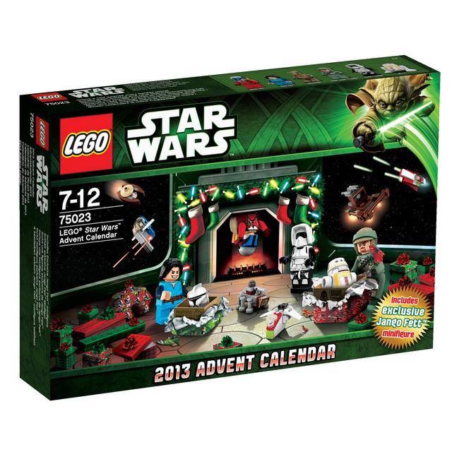 Una figura Star Wars cada día en el Calendario de Adviento
