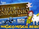 Teatro infantil: la leyenda del unicornio