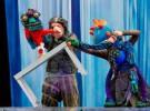 Espectáculos infantiles en Huesca con Menudo Teatro