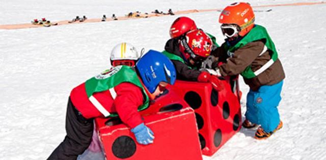 Esquí para toda la familia: Candanchú