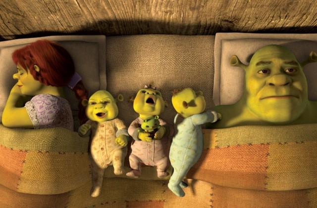 Televisión: Shrek felices para siempre