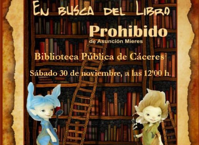 Teatro infantil en Cáceres