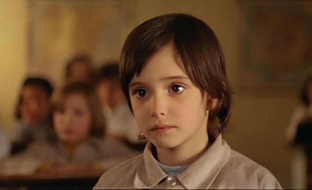 Los niños en el cine: Ana Torrent