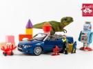 Audi Toy Service, un auténtico taller para coches de juguete