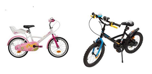 B'twin de Decathlon, las bicicletas para peques