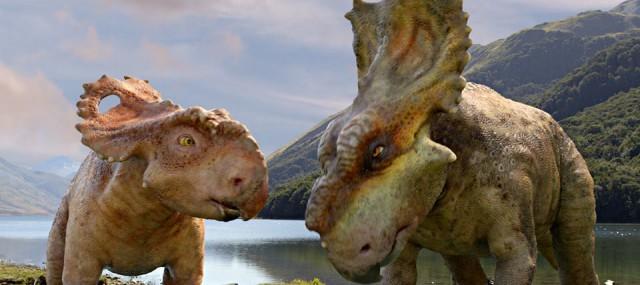 Caminando entre dinosaurios, el estreno infantil de Navidad