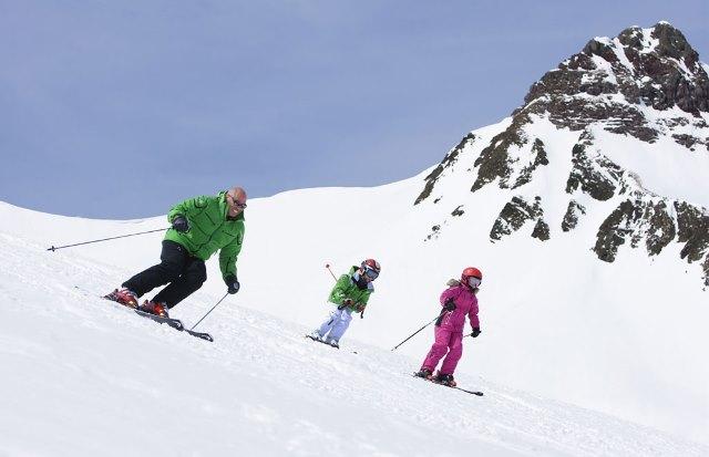 Esquí para toda la familia: Formigal