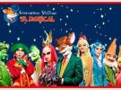 Gerónimo Stilton. El musical del Reino de la Fantasía, sale de gira por Navidad