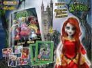 Giromax y Famosa te regalan las Princesas Zombie