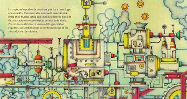 Lectura recomendada: La máquina de las estaciones