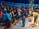 Talleres infantiles de Circo en Sendaviva de Navarra