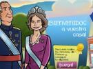 La Casa Real crea una web dedicada a los niños