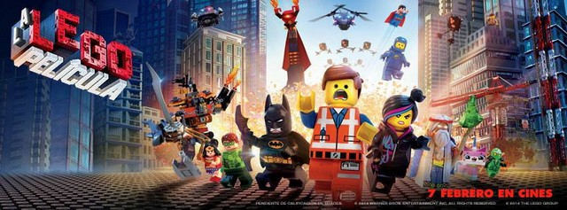 Lego llega a Madrid para que realices tu propia película