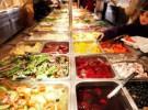 Los niños que se sirven su comida tienen menos problemas de obesidad