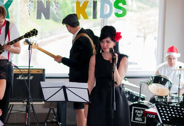 Conciertos de rock para niños y adultos en Getxo