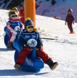 Esquí para toda la familia: Cerler