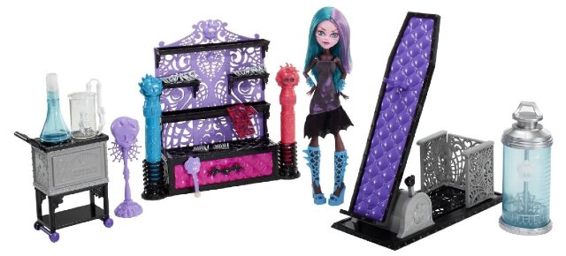 Juegos y juguetes Monster High