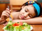 Si los padres están estresados los niños comen mal
