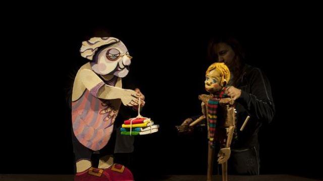 Teatro infantil: Pinocho