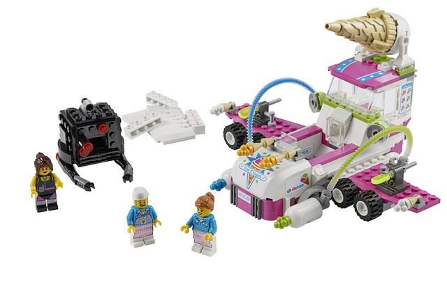 LEGO lanza los sets de construcción de La LEGO Película