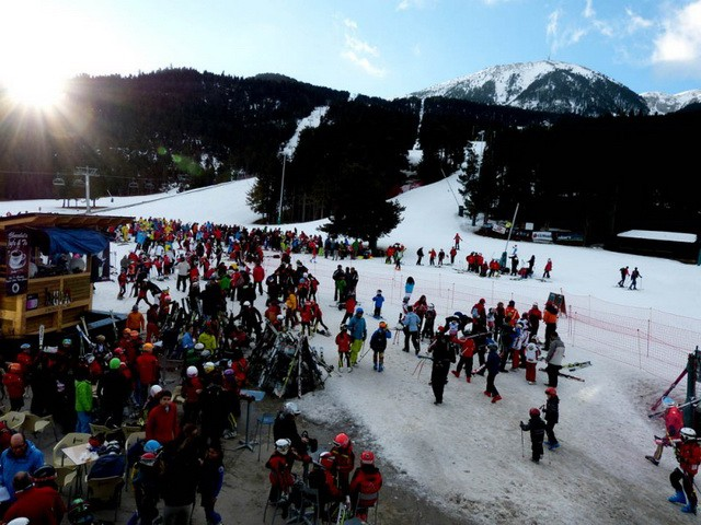 Esquí para toda la familia: Masella
