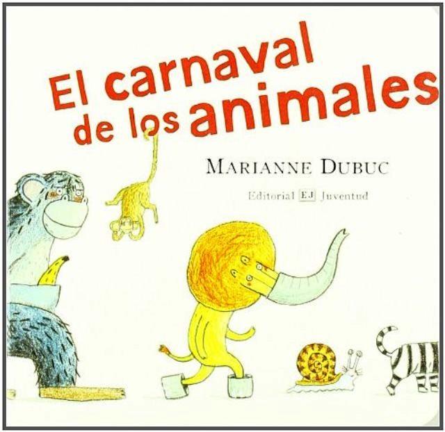 libro: el carnaval de los animales
