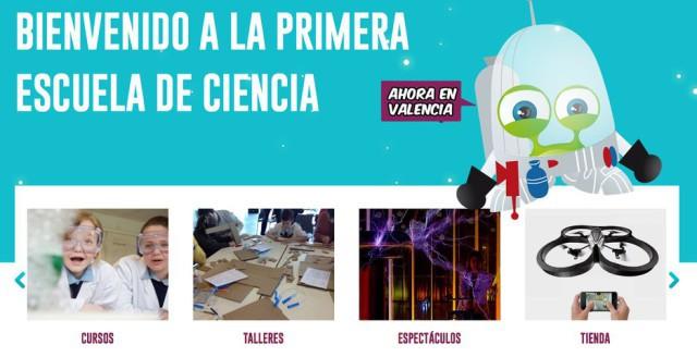 Escuela de ciencias