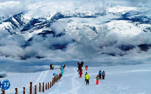 Esquí familiar: La Molina