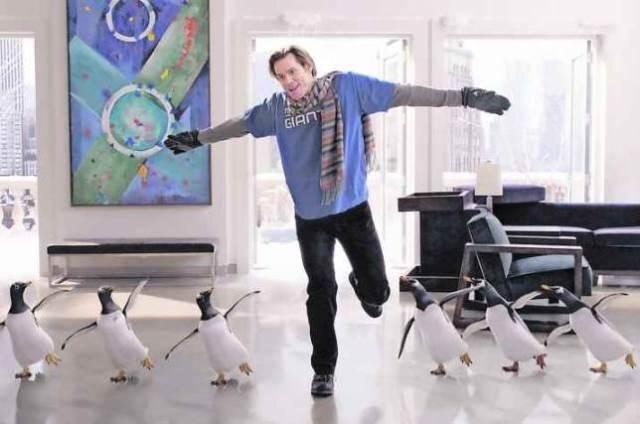 Los pinguinos del sr popper