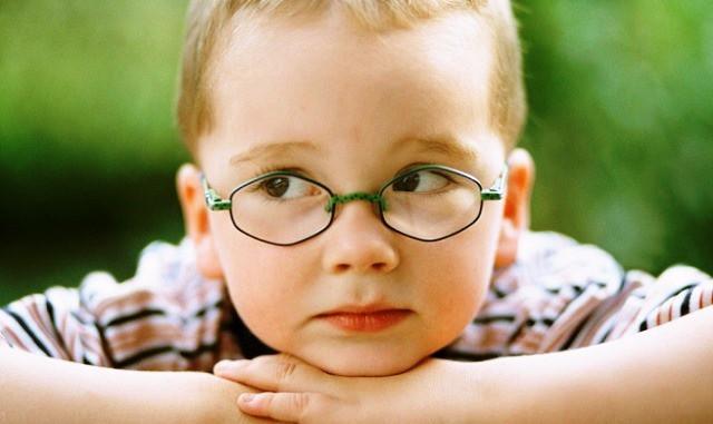Miopia infantil en aumento
