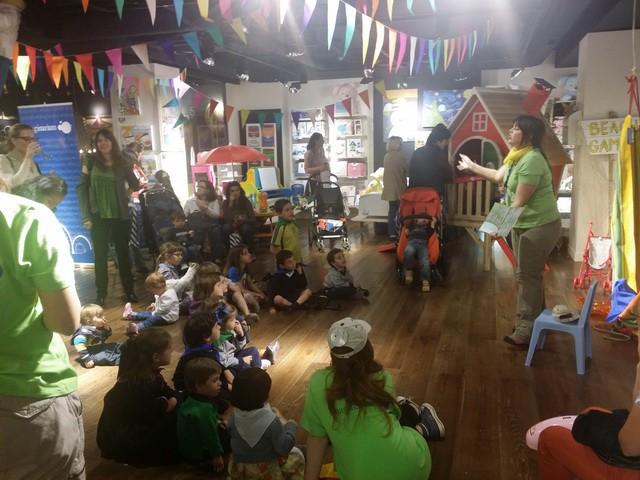 Imaginarium nos invitó a la presentación de su nueva colección Summer Camp