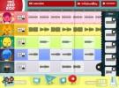 Toc and Roll, una aplicación infantil para componer música