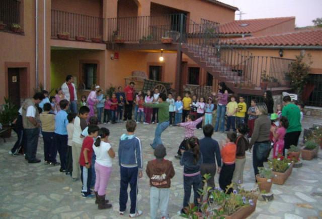 Campamento familiar en cuenca