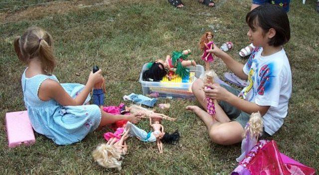 Castigar a las muñecas