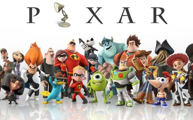 Exposicion Pixar en Madrid