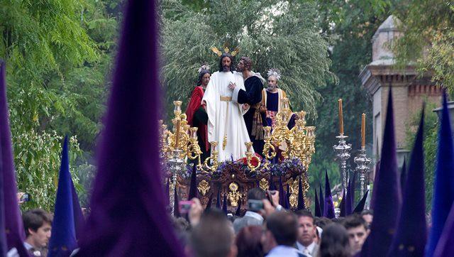 Semana Santa Sevilla casting niños