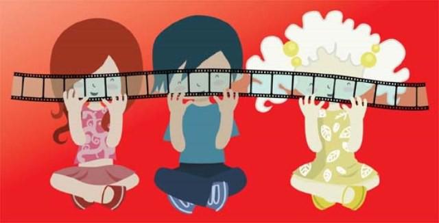 Sin estrenos en el cine para niños