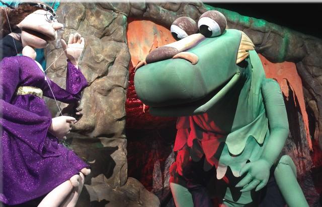 Teatro: la princesa y el dragon