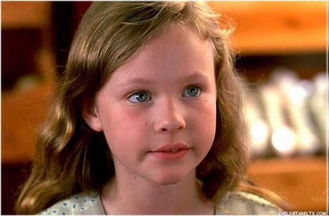 niños cine: Thora Birch